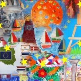 """Pocztówka z Europy""""  - wystawa pokonkursowa"""