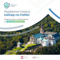 Odpoczywaj w Polsce - wybierz Świętokrzyskie
