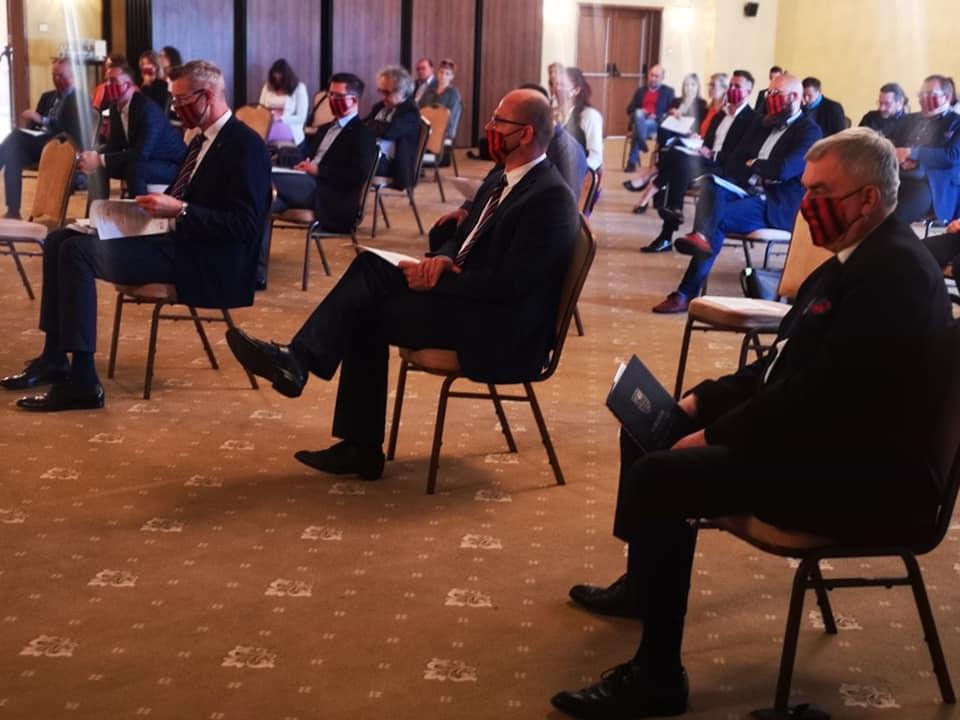 Spotkanie w Best Western Grand Hotel Kielce - kampania promocyjna po Covid-19